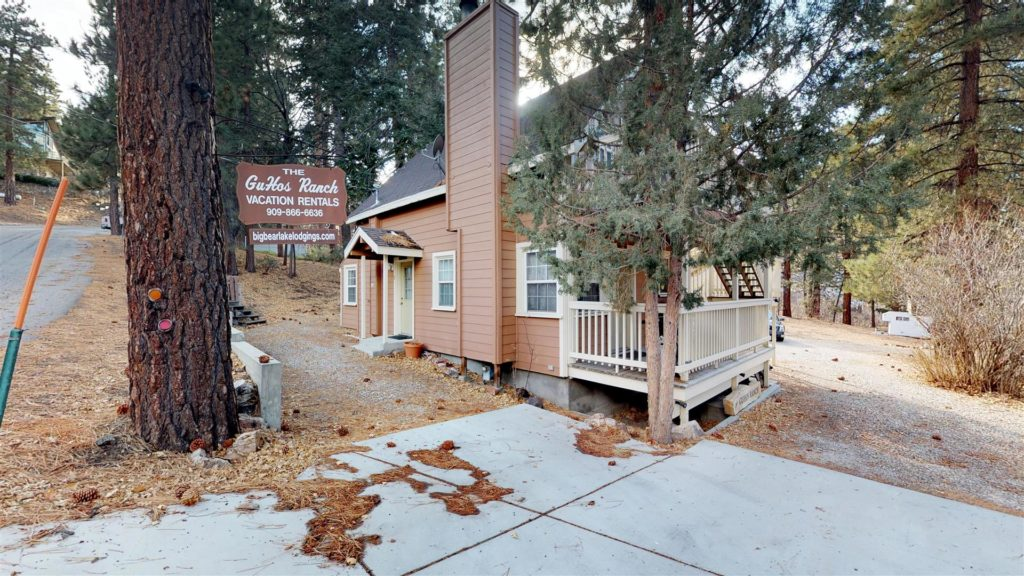 A Big Bear Lake Vacation Getaway   Guhos Ranch